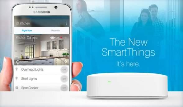 SmartThings zostało przejęte rok temu przez Samsunga, a teraz prezentowane są nowe urządzenia