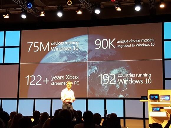 Microsoft pochwalił się ciekawymi statystykami dotyczącymi Windows 10