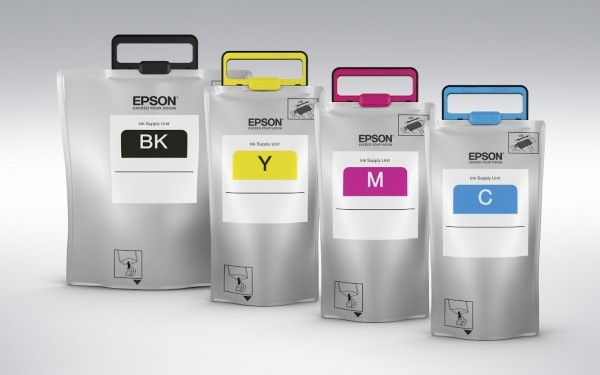 Zestaw atramentów Epsona