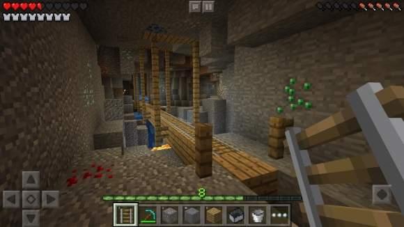 Minecraft Pocket Edition z aktualizacją