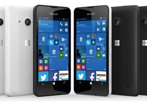 """Tak ma wyglądać nowa Lumia 550 - źródło: <a href=""""https://twitter.com/evleaks/status/649718777265852416?ref_src=twsrc%5Etfw"""">evleaks</a>"""