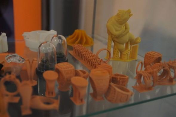 Możliwości druku 3D - technologia FDM. zdjęcie: Marcin Bieńkowski