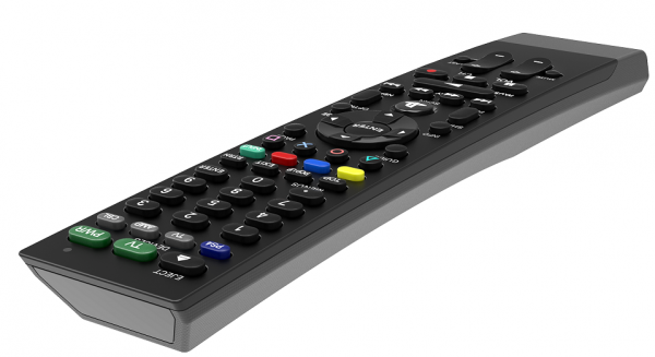 Universal Media Remote for PlayStation 4