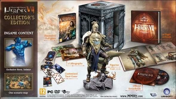 Might & Magic Heroes VII: Edycja Kolekcjonerska