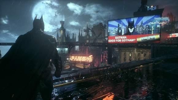 Batman: Arkham Knight wróci na komputery... 127 dni po premierze