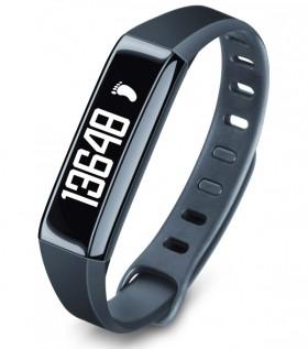 Monitory aktywności fizycznej automatycznie zapisują indywidualne dane użytkownika na dysku wirtualnym w internecie. W większości takich urządzeń nie można wyłączyć tej funkcji. Wyjątek stanowi Beurer AS 80.