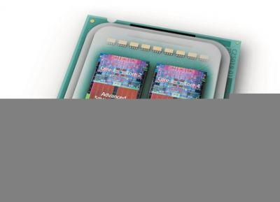 Nowy Core 2 Extreme Quad można stosować zamiast starszych procesorów Core 2 Duo, po aktualizacji BIOSu płyty głównej