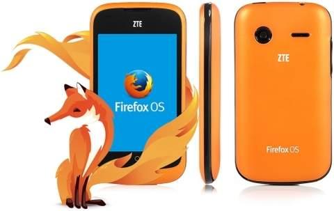 Firefox OS na smartfonach - ten etap już żegnamy
