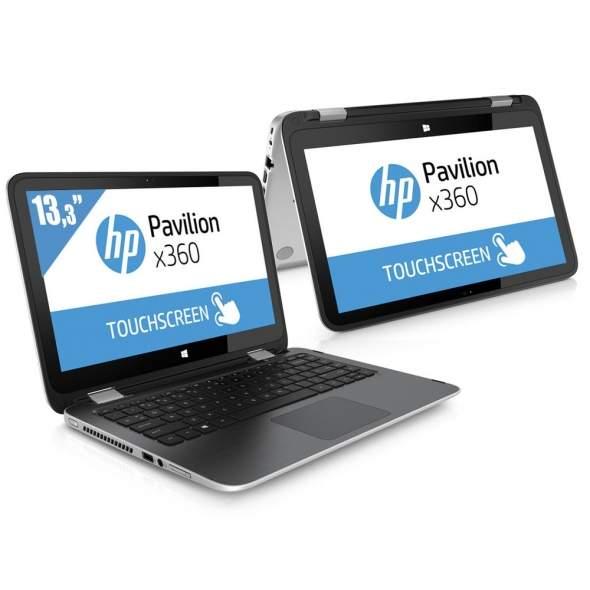 HP Pavilion x360 PC 13 to starannie wykonany 13,3 calowy laptop konwertowalny w cenie ok 2200 zł.
