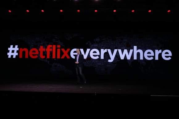 Netflix Everewhere - usługa dostępna jest z niemal każdego państwa na świecie z wyjątkiem Chin.