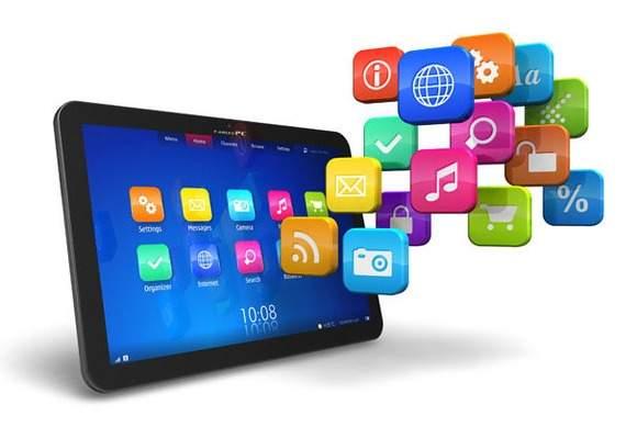 Aplikacje mobilne - Google Play, App Store i Windows Store