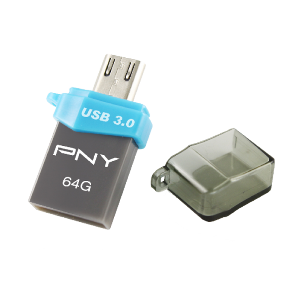 Bank pamięci PNY OTG Duo-Link OU3