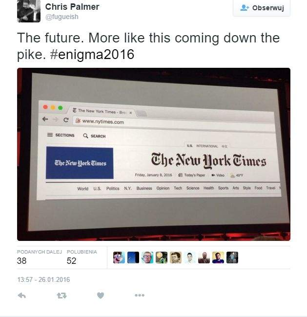 """Google Chrome oznaczy niebezpieczne strony czerwonym znakiem """"x"""""""