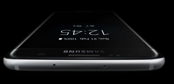 Samsung Galaxy S7 - funkcja Always On Display