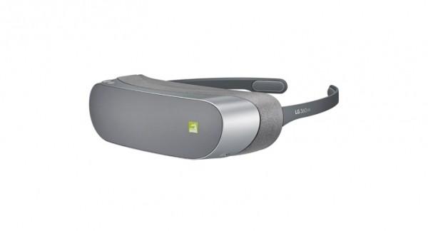 gogle LG 360 VR