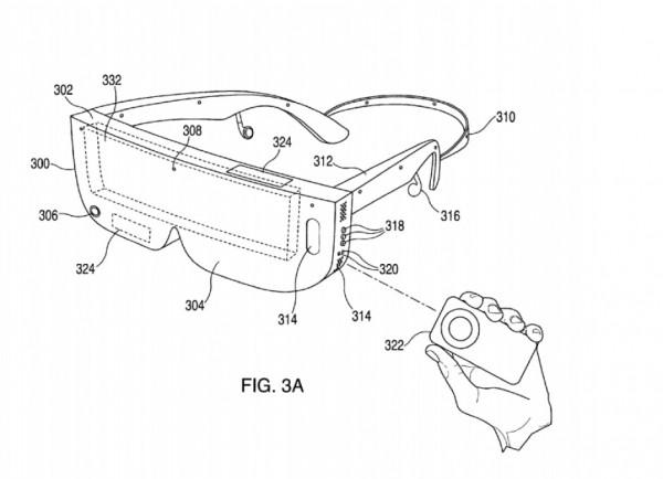 Apple gogle VR