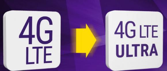 4G LTE w Play zmienia się w 4G LTE Ultra
