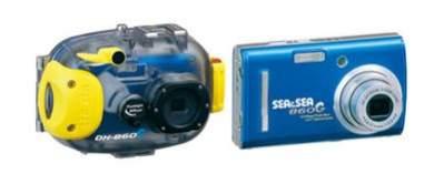 SEA&SEA 860G