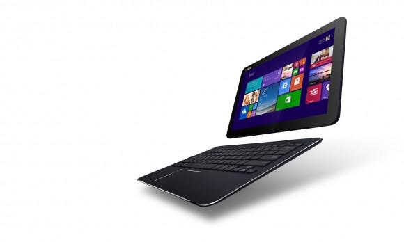 Najlepsze laptopy hybrydowe i konwertowane do pracy