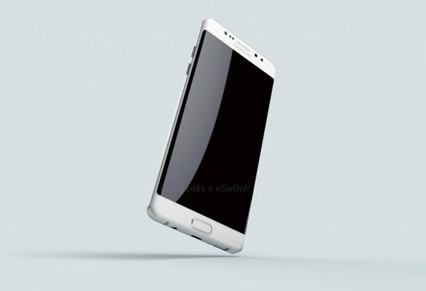 Galaxy Note 7 (źródło: OnLeaks)