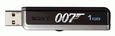 Sony 007 USB Bond