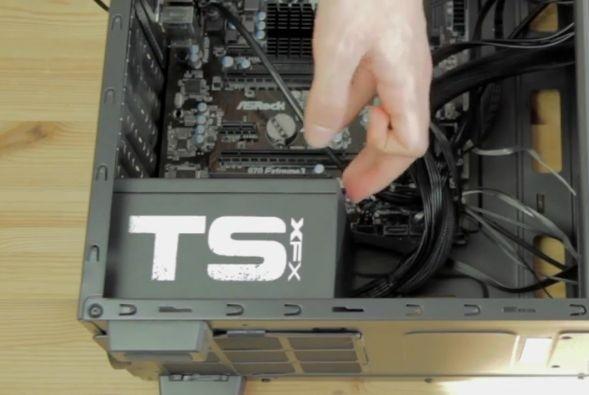 Mój komputer nie uruchamia się  - sprawdź zasilacz
