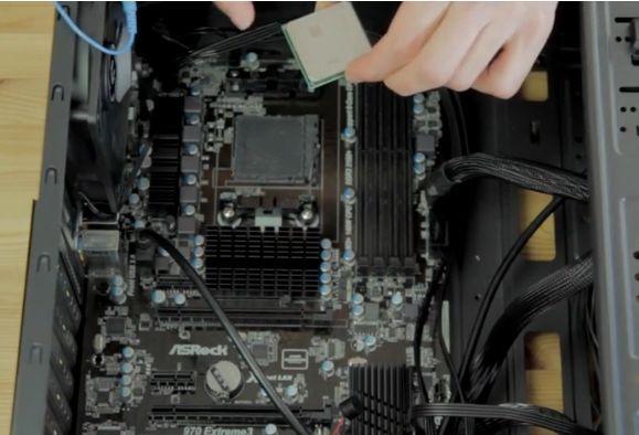 Mój komputer nie uruchamia się - sprawdź procesor