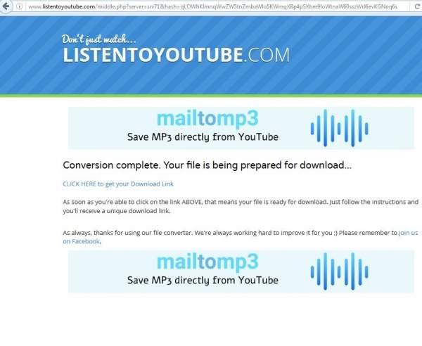 Pobieranie MP3 z YouTube