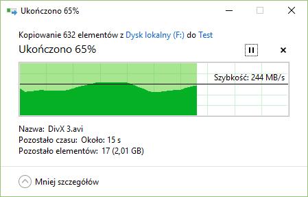 SanDisk Extreme 500  - Szybki dysk przenośny o pojemności 240 GB