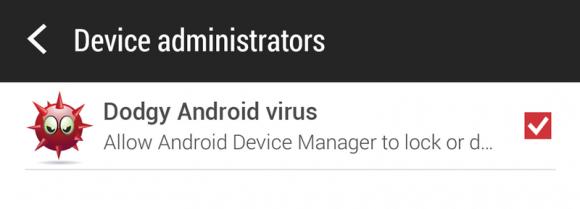 Jak usunąć wirusa z systemu Android?
