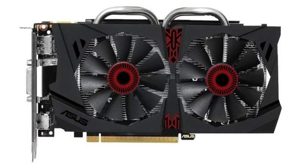 Asus GTX 950 Strix OC Edition