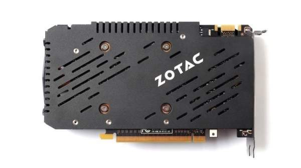 Zotac GeForce GTX 960 Amp! Edition