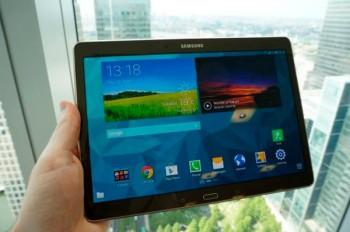 Test tabletu Samsung Galaxy Tab S 10.5