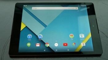 Test tabletu Google Nexus 9