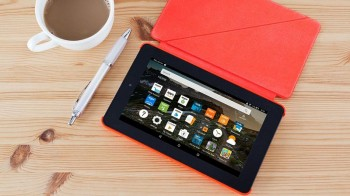 Test tabletu Amazon Fire