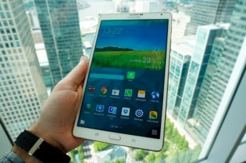 Test tabletu Samsung Galaxy Tab S 8.4
