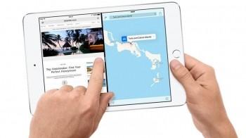 Test tabletu iPad mini 4