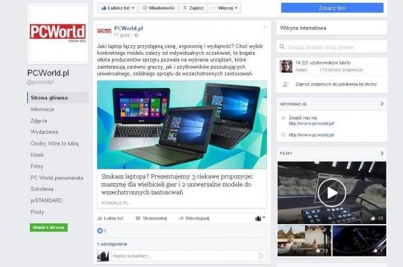 Jak założyć i prowadzić fan page na Facebooku?
