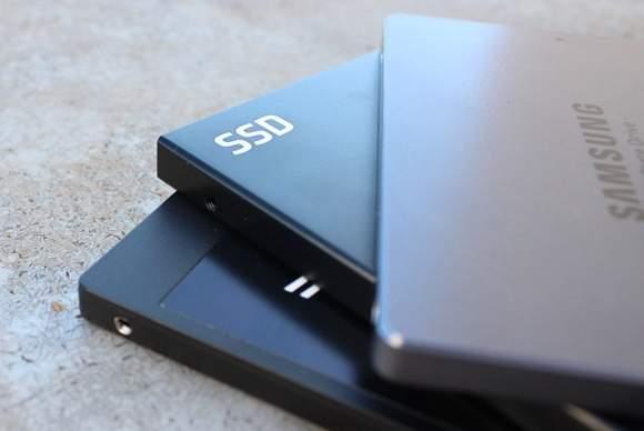 Dyski SSD - szybkie, ale mniej pojemne od HDD