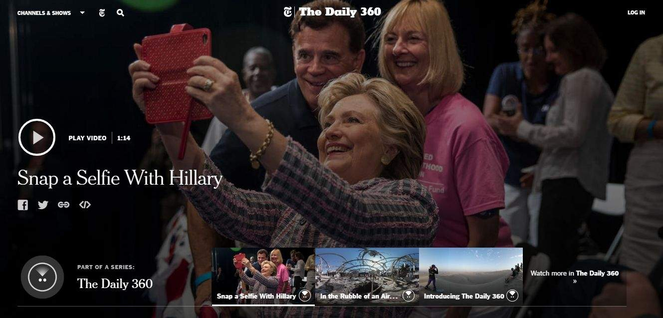 The Daily 360