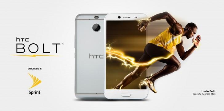 HTC Bolt oficjalnie - jest szybki jak Usain?