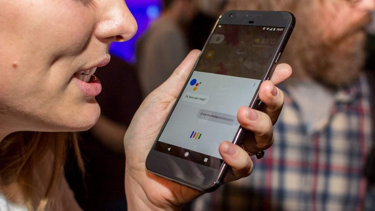 Pierwsze testy Asystenta Google