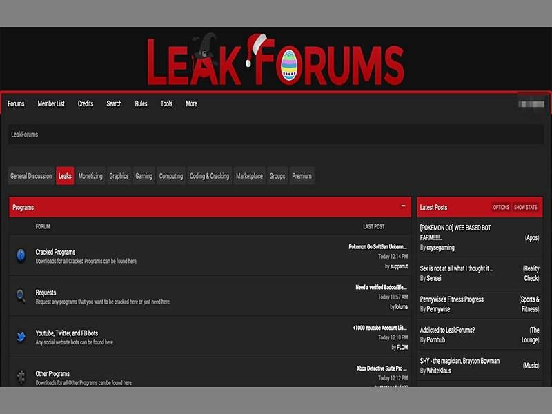 LeakForums