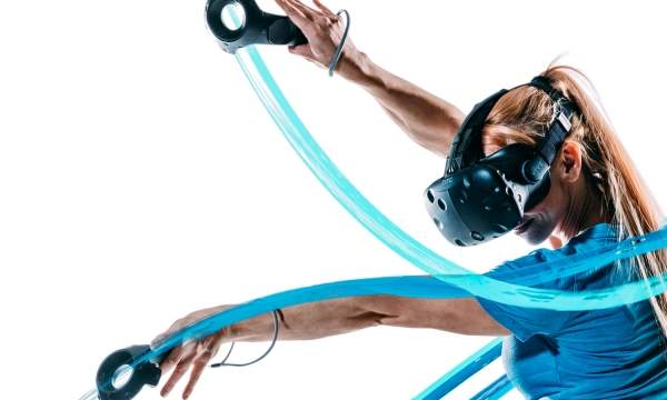 Konkurentem dla Oculus jest... HTC. Gogle Vive zostały przygotowane we współpracy z Valve, twórcami platformy Steam