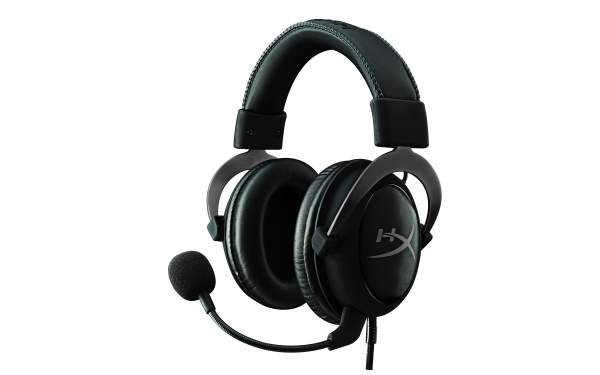 Słuchawki - HyperX Cloud II