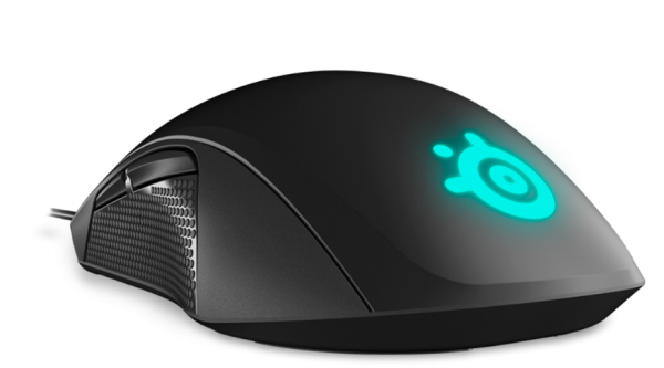 Mysz - SteelSeries Rival 100 Black