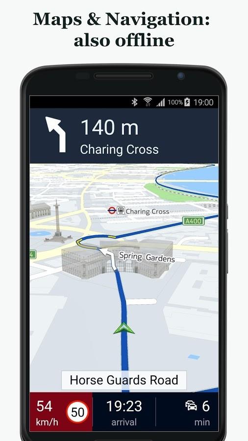 Cztery nawigacje na Androida dla tych, którzy mają dość Google Maps