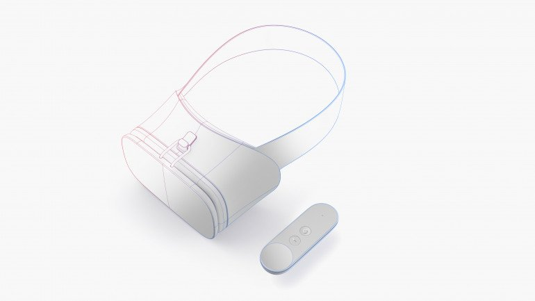 Test okularów do VR: Google Daydream View VR