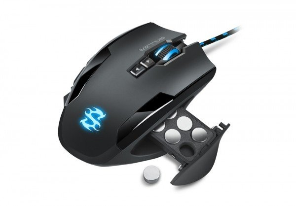 Skiller SGM1 – profesjonalna mysz dla graczy od Sharkoon
