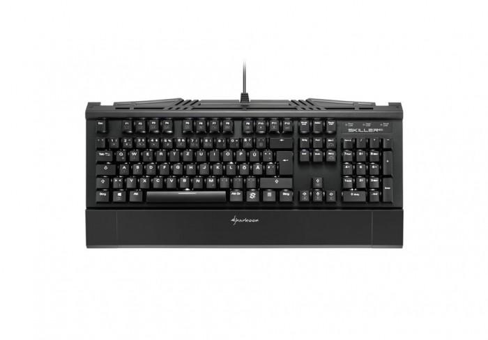 Sharkoon Skiller SGK1 – mechaniczna klawiatura z trzema rodzajami przełączników do wyboru